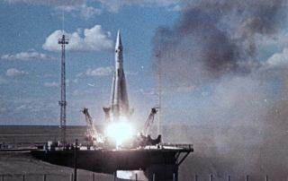 Start R7 Rakete