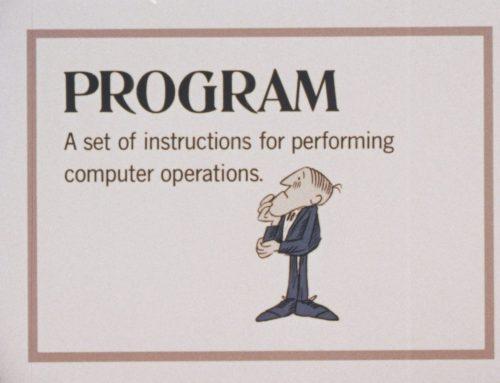 Ein Computer-Glossar