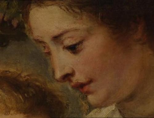 Passion, foi, sensualité. Rubens et l'art du baroque