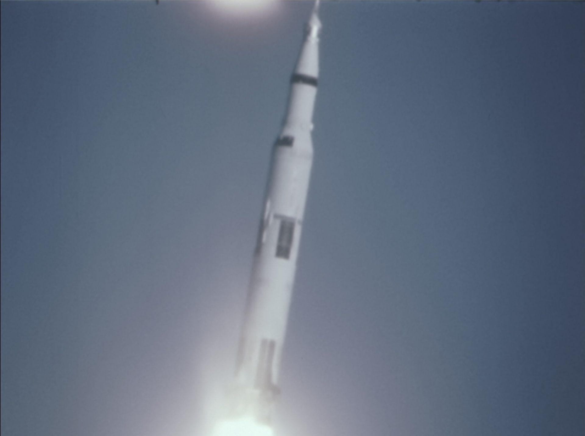 Apollo 8 - Saturnrakete