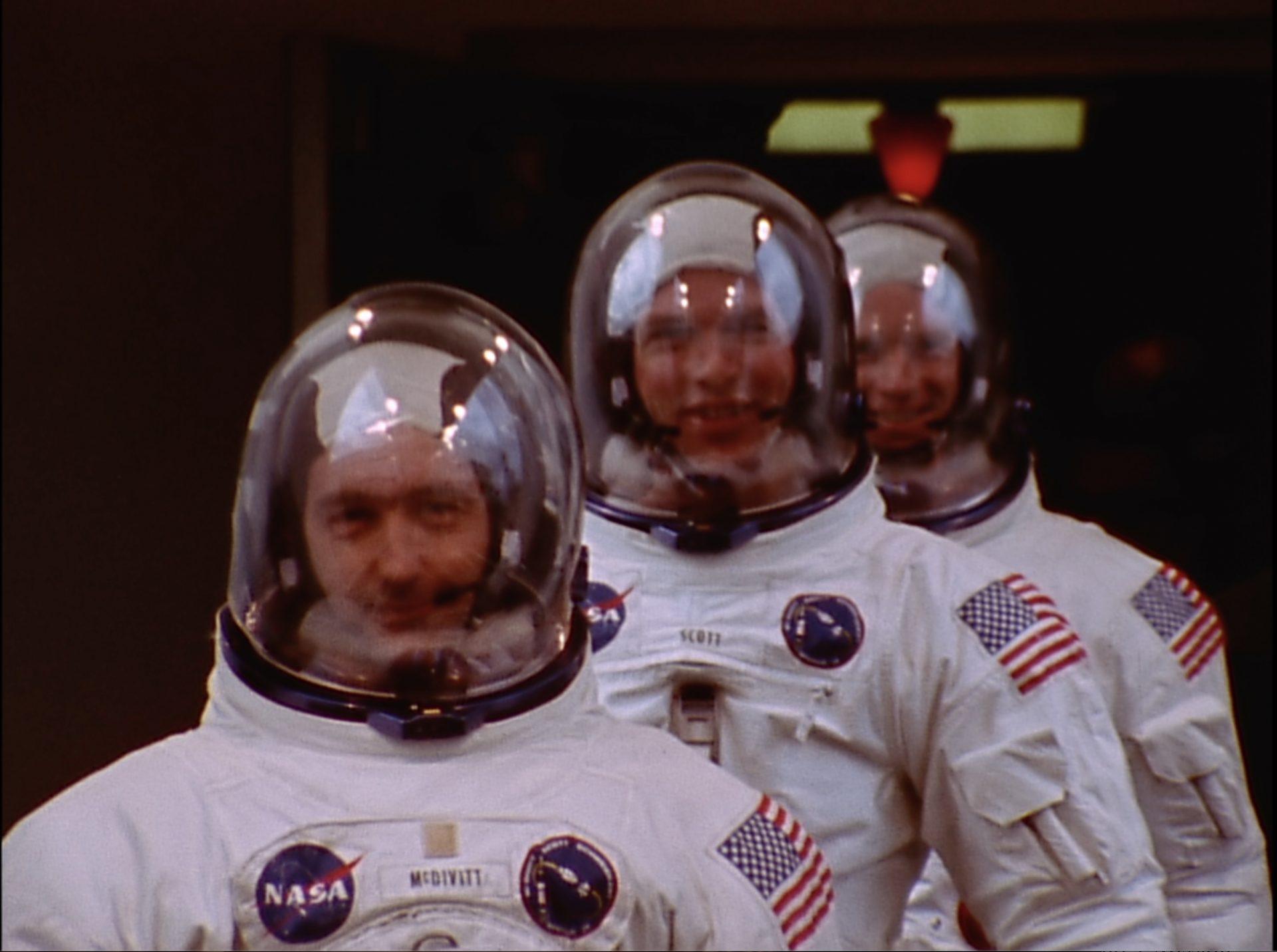 Apollo 9 Astronauts