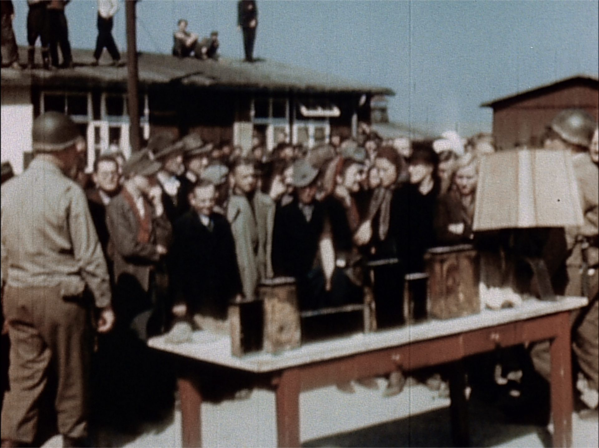 Buchenwald Tisch