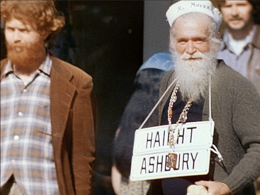 Haight Ashbury, San Francisco 1967
