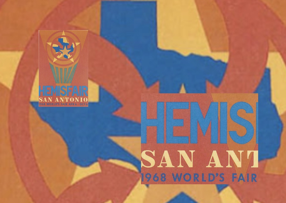 Hemisfair San Antonio 1968
