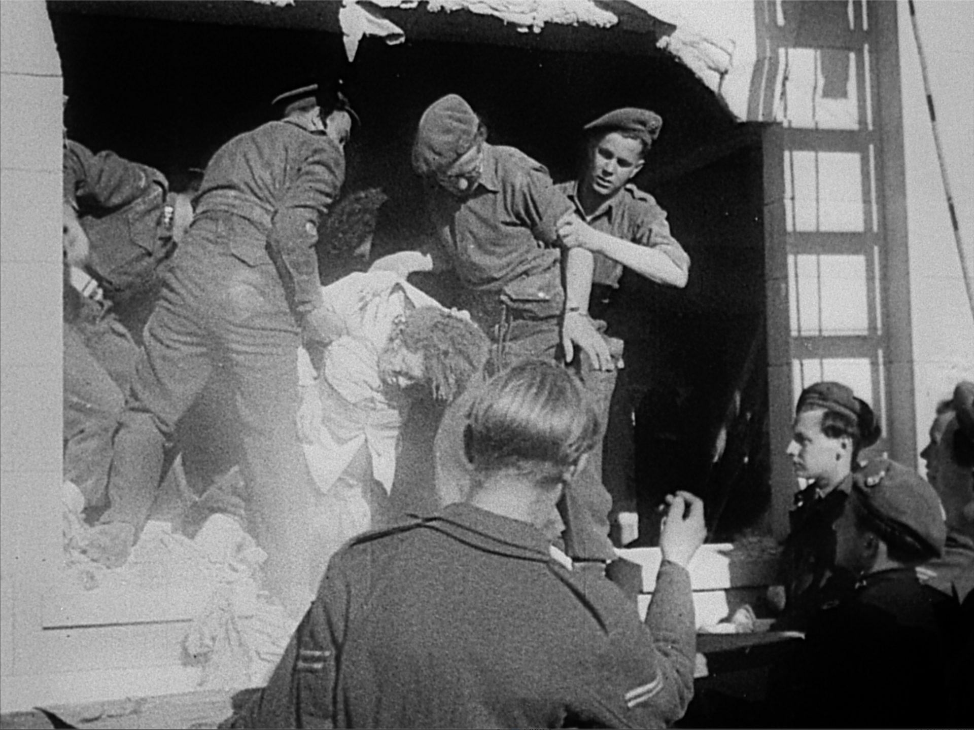 Bombardement du Club des officiers britanniques de Jérusalem 1947