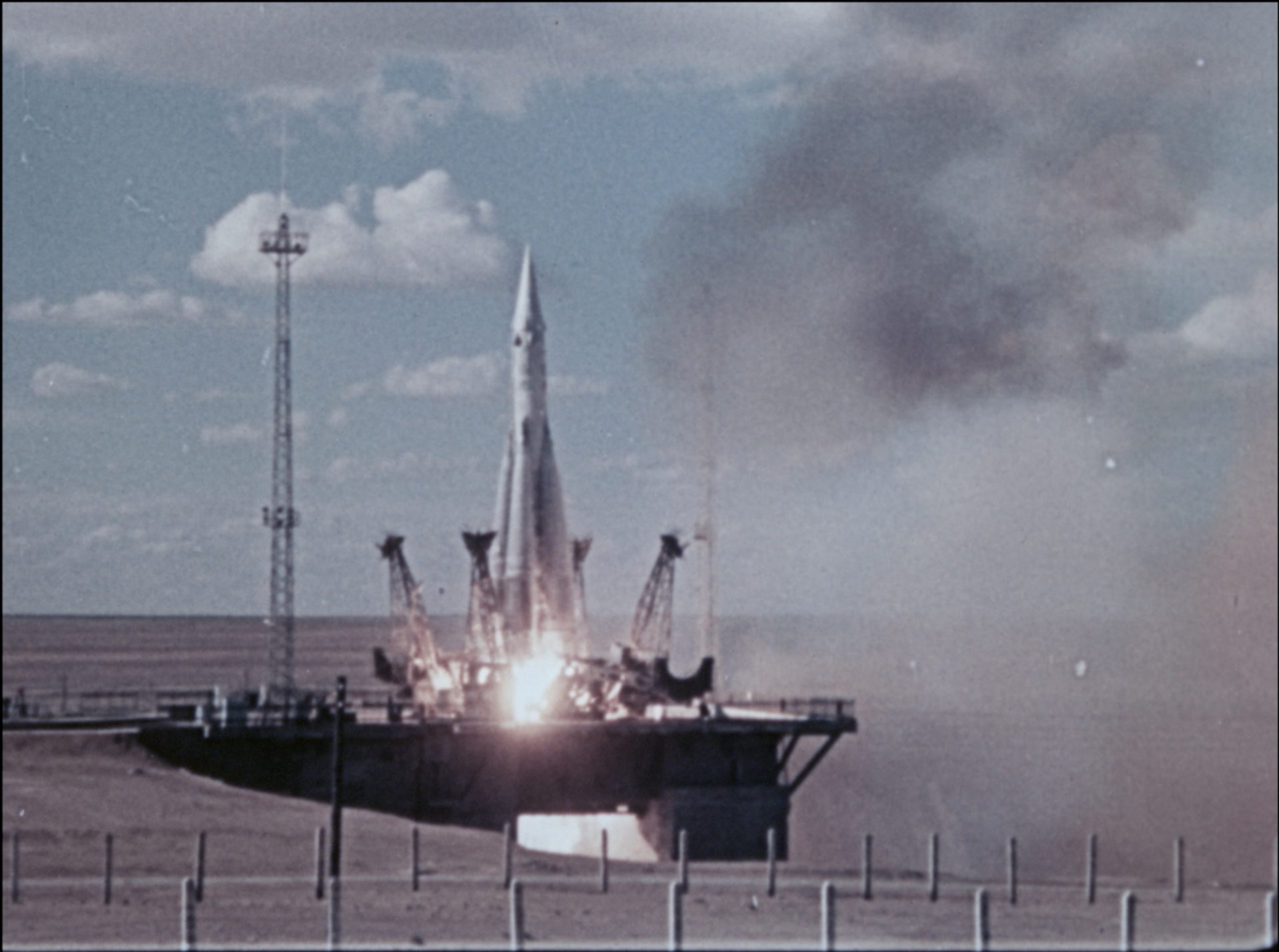 Sputnik Start